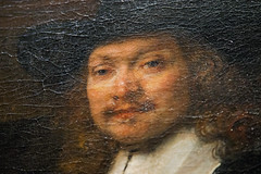 """Detail of Rembrandt's """"Syndics of the Amsterdam Drapers' Guild"""" (Ernie Orr) Tags: bobrussell rmrussell viking cruise rhineriver rhinerivercruise thenetherlands netherlands dutch amsterdam dutchmasters rijksmuseum"""