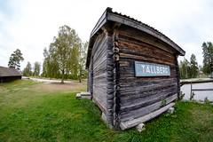 Tällberg (Håkan Dahlström) Tags: 2018 architecture dalarna hut photography sign sweden tällberg wooden dalarnaslän xt1 f10 160sek 8mm uncropped 16922082018164050 leksandnv se