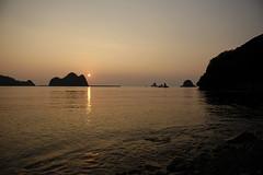 Sweet Sunset Light (小川 Ogawasan) Tags: japan japon giappone shizuoka sunset silhouette nature landscape seascape wild elements view travel