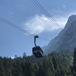 The Zugspitz cable car thumbnail