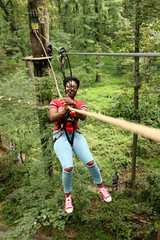 180831-A-BQ883-273 (704thpublicaffairs) Tags: fortmeade 704thmilitaryintelligencebrigade 704th mi duty day with god zip lining military army chaplains corps