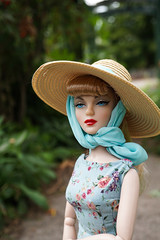 Gene 3 (alexandrabain89) Tags: hat sundress doll gene marshall integrity toys