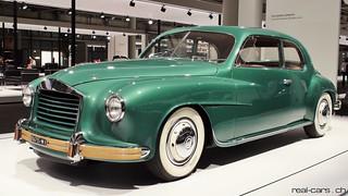 1947 Isotta Fraschini 8C Monterosa Coupé