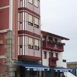 Quai Benanzio Nardiz, vieux port, Bermeo, comarque de Busturialdea, Biscaye, Pays basque, Espagne. thumbnail