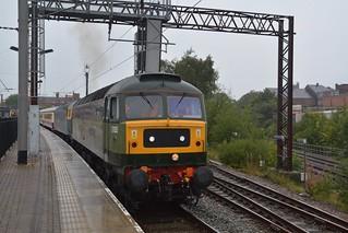 British Railways Two-Tone Green Class 47/8, D1935