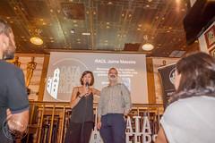 Databeers Málaga 12. Foto de Koke Pérez (databeersmlg) Tags: databeers databeersmlg málaga datos bigdata análisis visualización meetup comunidad charlas networking sonido música