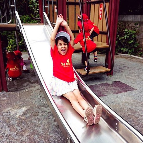 Cool weather is finally here! やっとの涼しさ🍂 #preschool #daycare #kindergarten #tokyo #shibakoen #yay #東京 #芝公園 #楽しい #プリスクール #幼稚園 #保育園