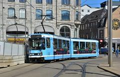 Oslo, Strandgata 15.06.2018 (The STB) Tags: oslo tram tramway strasenbahn strassenbahn öpnv publictransport citytransport trikk