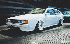 XS CARNIGHT 2018 (JAYJOE.MEDIA) Tags: vw scirocco volkswagen low lower lowered lowlife stance stanced bagged airride static slammed wheelwhore fitment bbs bbswheels