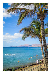 Puerto del Carmen - G16 2018-3330b (ROBERTO VILLAR -PHOTOGRAPHY-) Tags: photografikarv lzphotografika lanzarotephotográfika imagenesdelanzarote fotosdelanzarote beach photobank puertodelcarmen mejorconunafoto canong16