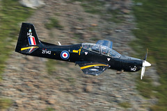 Tucano through Cad (Nick Collins Photography, Thanks for 3 million vie) Tags: mach loop wales aircraft aviation flying military canon 7dmk2 sigma 100400mm 150600 low level raf tucano shorts linton ouse trainer
