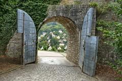 Tor Festung Marienberg Würzburg
