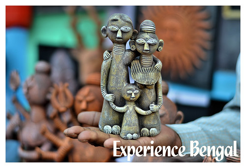 Experience Bengal - Folk Arts and Crafts