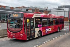 Warrington's Own Buses DK09EMF (Mike McNiven) Tags: warringtonsownbuses networkwarrington warrington interchange thepops ordford wright eclipse2 vovlo poplarsavenue