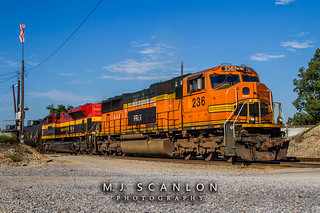 PRLX 236 | EMD SD75M | CN Shelby Subdivision