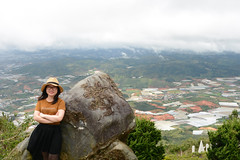 _DSC6602 (Quyr) Tags: dalat vietnam green smoke frog cloud tree forest langbiang lamdong portrait thunglungvang duonghamdatset