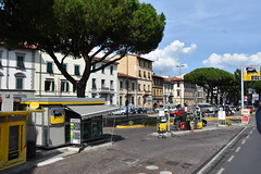 Eni, Florence Italy. (EYBusman) Tags: eni agi petrol gas gasoline filling service station garage roadside florence italy firenze eybusman