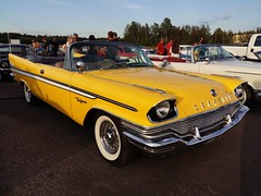 Chrysler New Yorker Convertible (rm fin) Tags: 1957 chrysler newyorker convertible v8 car
