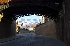 Sibiu,32 (K06c) Tags: bridge street sibiu photography colours textures city