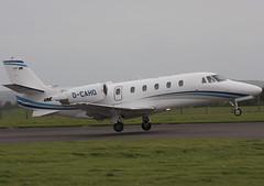 D-CAHO Cessna 560 Citation XLS Air Hamburg (corkspotter / Paul Daly) Tags: dcaho cessna 560xl citation xls c56x 5606165 l2j 3cc0c4 aho air hamburg gmbh 2014 n52645 20140625 ork eick cork