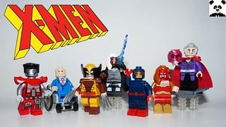The X-Men [Panda-Verse]