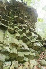 Columnar Jointing (ShenandoahNPS) Tags: place columnarjointing geology comptonpeak mountain