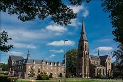 Heiligenbeeldenmuseum Kranenburg (Ciao Anita!) Tags: vorden kranenburg gelderland nederland netherlands olanda kerk church chiesa museum museo kerktoren belltower campanile