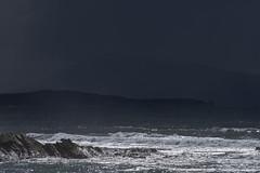 Lumière d'orage (Jacques Isner) Tags: guéthary vague côtebasque pentax pentaxart pentaxflickraward pentaxk1 pentaxsmc paysage jacquesisner ciel cloud