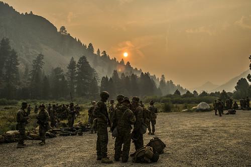 Training in the Sierra Nevada