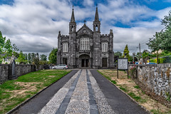 SAINT CANICES CATHOLIC CHURCH [DEAN STREET KILKENNY]-143098 (infomatique) Tags: religion deanstreet saintcanice stcanices catholicchurch reverendjacobgorman williammurphy infomatique fotonique streetsofireland streetphotography ireland august 2018