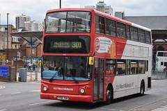 'National Express West Midlands' Alexander Dennis Trident 2 '4155' (Y751 TOH) (K.L.Jenkins) Tags: nationalexpress westmidlands alexander dennis trident 2 4155 y751toh nxwm stpauls walsall