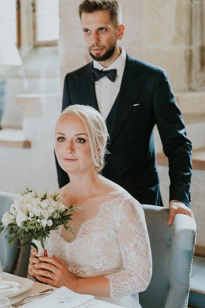 273 - ZAPAROWANA - Kameralny ślub w Krakowie