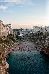 (AleColamonici) Tags: holiday vacation tourism bari puglia salento polignanoamare sea sun nature summer trip travel