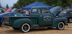 Benny's Speed Shop (Scott 97006) Tags: truck chevy chevrolet picjup vintage classic