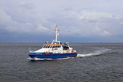 Polizeiboot GRANITZ vor Binz in action (M. Eisenmann) Tags: rügen binz ostsee