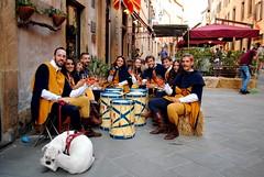 Lo spritz dei tamburini (Volterra) (stella.iloveyou) Tags: volterra rievocazionimedievali tamburini spritz historicalreenactment rievocazionistoriche volterraad1398