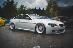 WSEE TOUR 2018 (JAYJOE.MEDIA) Tags: bmw 6 e63 low lower lowered lowlife stance stanced bagged airride static slammed wheelwhore fitment