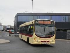 East Yorkshire 344 YX56FHM Hull Interchange on 154 (1280x960) (dearingbuspix) Tags: eyms eastyorkshire 344 yx56fhm goahead