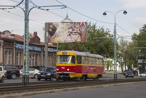 Tatra T3SU 1106