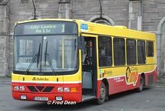 Dublin Bus WV22 (00D70022). (Fred Dean Jnr) Tags: december2003 dublin dublinbus busathacliath dublinbuscityimplivery bstone volvo b6ble wright wrightbus crusader crusaderii broadstonedepotdublin broadstone wv22 00d70022 x58chj