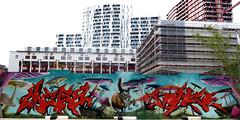 Pow Wow Rotterdam (wojofoto) Tags: powwow rotterdam nederland netherland holland graffiti streetart wojofoto wolfgangjosten