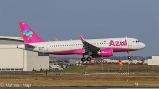 Airbus A320-251Neo / Azul Linhas Aereas Brasileiras