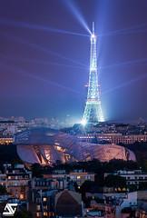 Effeil Power II (A.G. Photographe) Tags: anto antoxiii xiii ag agphotographe paris parisien parisian france french français europe capitale d850 nikon sigma 150600 japon japonisme2018 japonisme toureiffel eiffeltower louisvuitton fondationlouisvuitton