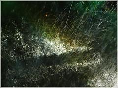 Klabous ([JBR]) Tags: arcoiris arcenciel noir negro black eau agua water abstract abstrait