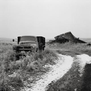 Abandoned Farm, Eastern Oregon