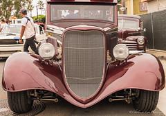 eccs-9912 (charlestheneedler) Tags: chevrolet corvette encinitasclasssiccarshow ferrari ford mecedesbenz porsche volkswagen
