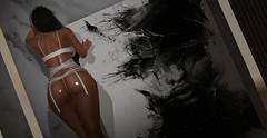 She (ʙ†) Tags: cranked backdrop lingerie blogger maitreya catwa moonchild moon child she