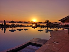 IMG_20180820_185907 (roby.beretta) Tags: aqaba barenicebeach redsea sunset jordan