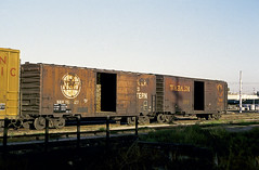 N&W 390427 (Chuck Zeiler) Tags: sandiego train chuckzeiler chz nw 390427 boxcar freight car box railroad railway