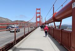Golden Gate Bridge (raffaele pagani) Tags: goldengatebridge sanfrancisco sanfranciscobay california unitedstates usa pontesospeso suspensionbridge ponte bridge sanfranciscolandmark canon